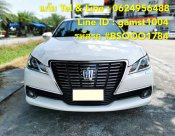 ฟรีดาวน์ TOYOTA CROWN 2.5 HYBRID ROYAL SALOON Minorchange AT ปี 2013 (รหัส #BSOOO1784)