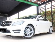 Benz C180 AMG COUPE (W204) ปี2012