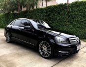 2013 Mercedes Benz C250 AMG Package
