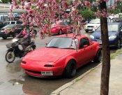1992 Mazda MX-5 Roadster coupe