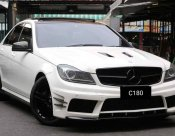 Benz W204 C180 CGI AMG SPORT PACKAGE ปี2011