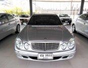 2003 Mercedes-Benz E200 Kompressor 1.8 W211