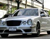 Mercedes-Benz E200 Kompressor Elegance 2002 sedan
