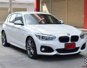 BMW 118i 1.6 F20 (ปี 2017) M Sport Hatchback AT