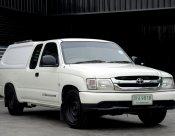 ฟรีดาวน์ Toyota Tiger Cab 2.5J เครื่องดีเซล D4D ทนทาน ไม่จุกจิก