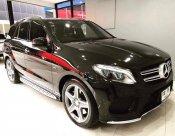 Mercedes Benz GLE 500e 3.0 V6 เทอร์โบคู่ 4 MATIC AMG Plug-in Hybrid ปี 2017