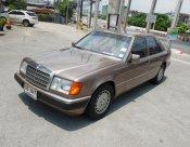 BENZ 300 e 3.0 AUTO ปี 1992 รถบ้านพร้อมใช้ ขายถูก T.086-527-9533