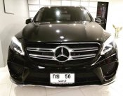 Mercedes Benz GLE 500e 3.0 V6 เทอร์โบคู่ 4 MATIC AMG Plug-in Hybrid ปี 17