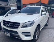 Mercedes Benz ML250 cdi blueEfficiency amg 2.1 w166 sport suv at ปี 2013