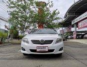 Toyota Corolla Altis E CNG 2010 รถเก๋ง 4 ประตู
