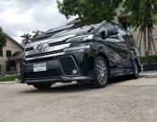 Toyota Vellfire zg 2015 radar