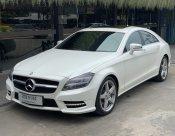 Mercedes-Benz CLS250 AMG Designo Cashmere White Matte Edition ปี 2012