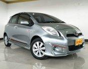 Toyota Yaris 1.5 E เกียร์AT ปี56/13 ราคา 349,000 บาท แต่ง TRD รอบคัน หล่อโดนใจสุดๆ