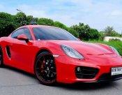 Porsche Cayman 981 2.7L ปี 2015