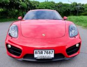 Porsche CAYMAN PDK 2015 รถเก๋ง 2 ประตู
