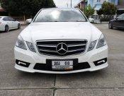 2012 Mercedes-Benz E250 CDI Sport sedan