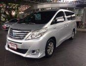 ขายรถ TOYOTA  ALPHARD 2.4HV/AT ปี 2014 สีเทา