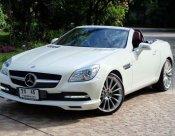2013 Mercedes Benz SLK200 Piecha
