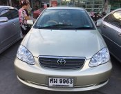 ขายด่วน Toyota Altis ปี 2004 1.6E Auto abs