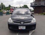 ((ราคาพิเศษ198,000))Nissan Tiida 1.6 S(5DR) AT 2008 สีดำ((ราคาพิเศษ))