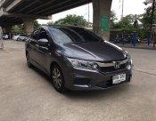 2018 HONDA NEW CITY 1.5 V+ สีเทาดำ รถสวยจัด ขายถูกสุดในตลาด