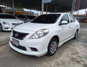 ((ราคาพิเศษ))NISSAN ALMERA 1.2V เกียร์AUTO สีขาว2012