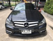 Benz C180 AMG Coupe (w204) ปี 2012