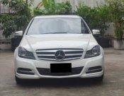 Benz C250 CGI 1.8 Avantgarde W204 ปี 2012