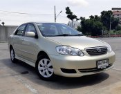TOYOTA COROLLA ALTIS 1.6E / AT / ปี 2004