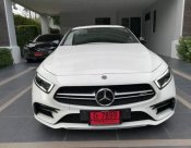 2019 Mercedes-Benz CLS500 coupe