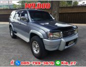 TOYOTA RIDER 3.0SR5 LIMITED4WD ปี1999