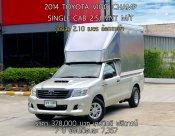 2014 TOYOTA HILUX VIGO CHAMP 2.5 J VNT Standard Cab