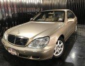2003 Mercedes-Benz SL280 sedan (w220)