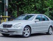 Benz C200 W 203 Advantaged ปี2002