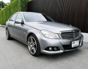 2012 Mercedes-Benz C200 CGI Avantgarde