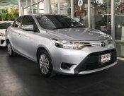 ฟรีดาวน์ Toyota Vios Allnew 1.5E AT 2015