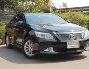 2014 Toyota CAMRY G sedan มีเครดิตฟรีดาวน์ ออกได้ทุกอาชีพ