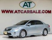 2013 Toyota Altis 1.8E  sedan