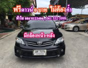 TOYOTA ALTIS 1.8 G TOP ปี2012