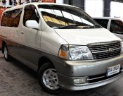 2000 TOYOTA GRANDVIA 3.4 2WD สภาพเดิมๆ แห้งๆ มือเดียวออกห้าง มา 3 ล้านกว่า