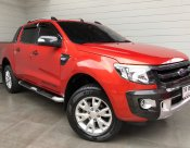 2014 Ford Ranger 3.2 DOUBLE CAB (ปี 12-15) WildTrak Pickup AT