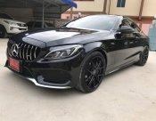 2017 Mercedes-Benz C250 Sport sedan