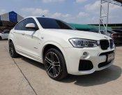 BMW X4 2.0D Msport มือเดียว 4หมื่นโล BSIหมด2023