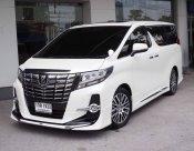 Toyota Alphard 2.5SC Package 2016