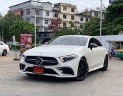 ขายดาวน์ 2019 Mercedes-Benz CLS 300d sedan amg ไมล์8พันโล