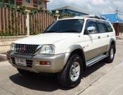 2002 Mitsubishi Strada G-Wagon GLS wagon
