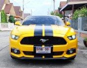 ขาย Ford Mustang 2.3 (สีขาว Wrapสีเหลืองมุก)