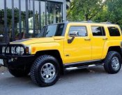 Hummer H3 ปี 2007