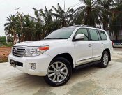 2014 Toyota Land Cruiser VX Limited suv