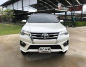 TOYOTA FORTUNER 2.8 V TRD Sportivo Black Top ปี 2016